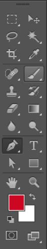 Photoshop工具栏
